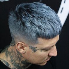 267 Best Men S Hair Colors Images In 2019 Colorful Hair Haircolor