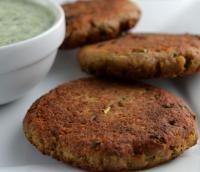 Vegetarian Shammi Kabab