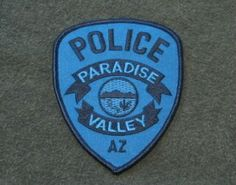 Paradise Valley Police The Town of Paradise Valley was incorporated in May of 1961. It encompasses an area of 16.5 square miles.  The Town is exclusively zoned for single family residential use. The majority of the Town is zoned for one acre lots with one house per lot. No multiple housing units or common walls are  permitted.