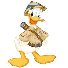 Disney Mickey Mouse Safari Cartoon Images Free To Copy For Your Own Personal Use. Minnie Png, Minnie Mouse, Mickey Mouse And Friends, Mickey Mouse Clubhouse, Disney Duck, Art Disney, Disney Magic, Safari Png, Minnie Safari