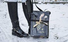 A-riana / Taška čierna elegancia
