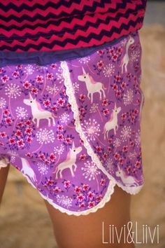 liiviundliivi: Coachella Shorts