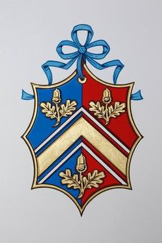 Kate Middleton's Coat of Arms issued days before the royal wedding in April 2011
