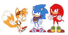 Sonic Boom Mania by Doodle-Mark on DeviantArt Sonic Funny, Sonic 3, Sonic Fan Art, Saga, Classic Sonic, Sonic Mania, Sonic Franchise, Echidna, Comic Covers