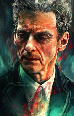 DOCTOR 12 PETER CAPALDI AWESOME ARTWORK.