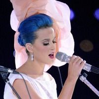 A New Impressive Look Of Katy Perry