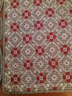 Beaded Embroidery, Cross Stitch Embroidery, Cross Stitch Patterns, Stitch 2, Knitting Needles, Blackwork, Needlepoint, Design Inspiration, Diy Crafts