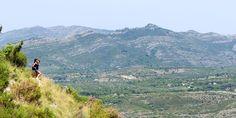 Senderismo en Benissa, Sierra de Bèrnia.