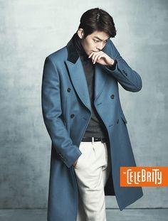 Kim Woo Bin ♡ #KDrama In The Celebrity... Looooooove him in Heirs