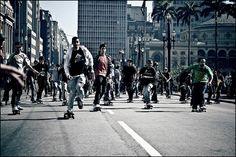 Impulso na Wild in The Streets - So Paulo 2011