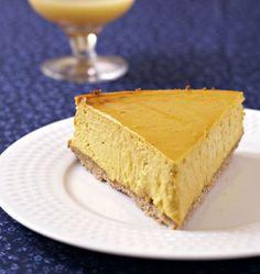 Cheesecake au potiron, la recette d'Ôdélices : retrouvez les ingrédients, la…