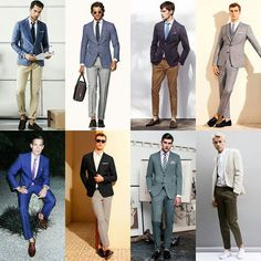 Summer Business Wardrobe Update: Go Sockless Summer Business Outfits, Business Wear, Mens Fashion Suits, Men's Fashion, Fashion Guide, Dapper Gentleman, Casual Winter Outfits, Summer Wardrobe, Man Style