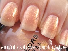 Sinful Colors - Pink Chloe
