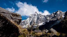 The Santa Cruz Trek Outside Of Huaraz, Peru [oc](4608 × 2592)