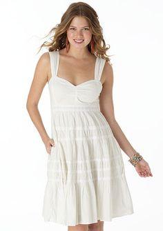Marelyn Woven Dress $21.90