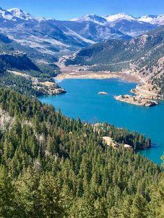 Second Largest Lake in Colorado ,Lake Cristobel