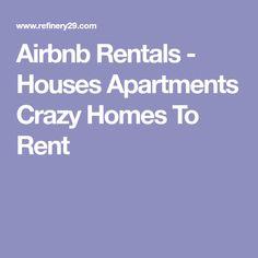 Airbnb Rentals - Hou