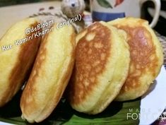 133. Kue Kamir/Khamir (original) langkah memasak 8 foto Indonesian Desserts, Asian Desserts, Indonesian Food, Indonesian Recipes, Halal Recipes, Cooking Recipes, Roti Canai Recipe, Soft Bread Recipe, Cake Recipes