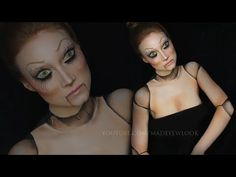 ▶ Doll Makeup Tutorial - YouTube