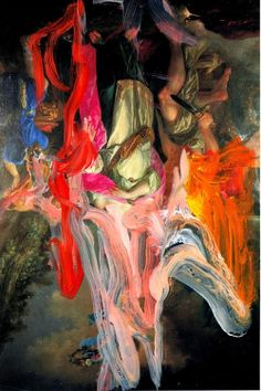Surrealistic Paintings by Joseba Eskubi
