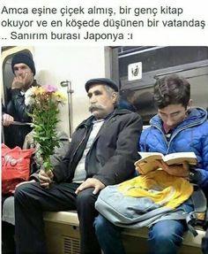 Türkiye'de böyle şeyler imkansız ne yazık ki