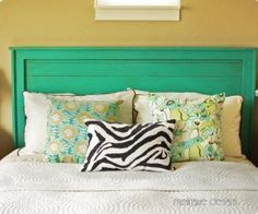 Headboard....and lots of other stuff!