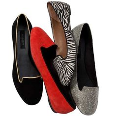 Ann Taylor Hadley Loafers:   Who knew blissful comfort could look so darn chic?