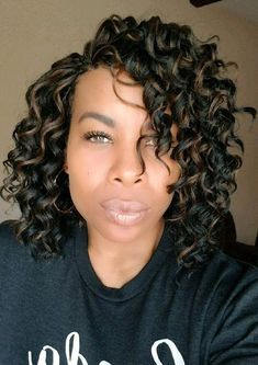 40 Stylish Crochet Braids Styles You Should Try Next 40 Stylish C. - Kapak - 40 Stylish Crochet Braids Styles You Should Try Next 40 Stylish C. 40 Stylish Crochet Braids Styles You Should Try Next 40 Stylish Crochet Braids Styles You Should Try Next Curly Crochet Hair Styles, Curly Hair Styles, Natural Hair Styles, Curly Crochet Braids, Short Crochet Braid Styles, Best Crochet Hair, Crochet Bob, My Hairstyle, Twist Hairstyles