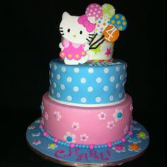 i like the blue and pink, even without the hello kitty