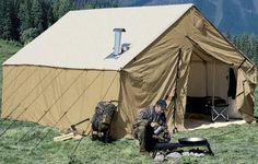 Cabela& Cabela& Outfitter Custom Wall Tent Floors by Montana .