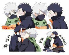 Naruto Uzumaki Shippuden, Kakashi Hatake, Sasunaru, Kakashi And Obito, Madara Uchiha, Narusasu, Anime Naruto, Naruto Boys, Sasuke X Naruto