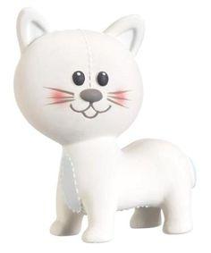 Vulli котенок Лазар Vulli (Вулли)  — 1454р. -------------------- Лазар Vulli - это замечательная развивающая игрушка-прорезыватель, которая поможет малышу снять боль с десен, когда режутся зубки.