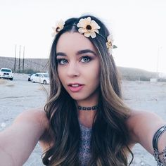 Sierra Furtado)) Hi I'm Sarah. I'm 17 years old! Well I'm here because of my self esteem and I have eating disorder. I guess I'll stay you my sob story because know one ever cares. I have an older brother who works here. He is a doctor. He has a hard time expecting me like this but it's whatever. I used to be a YouTuber.When I was a YouTuber, I started to do some modeling. I guess you can say that when it all changed. I enjoy drawing, dancing and photography. I also have a kitty cat named…