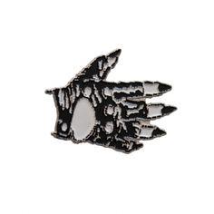 Against Me! - Hand Enamel pin - http://eu.kingsroadmerch.com/against-me/view/?id=9271&cid=1075
