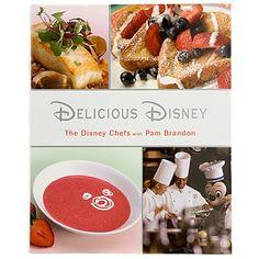delicious disney cookbook