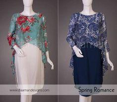 Daaman Summer Dresses 2014 Vol 2 For Women Style (6)