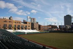 the Columbus Clippers,from Ohio, was my first exposure to baseball.  Any seat in the house is a good seat.