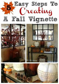 Learn how to create a simple, but elegant vignette in five easy steps.