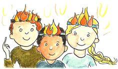 Geloven thuis - Een kroon van vlammen