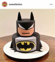 Birthday cake boys spiderman fondant ideas for 2019 cake decorating recipes kuchen kindergeburtstag cakes ideas Batman Birthday Cakes, New Birthday Cake, Batman Party, Batman Batman, Birthday Cakes For Boys, Lego Batman Cakes, Minion Cakes, Themed Birthday Cakes, Birthday Parties