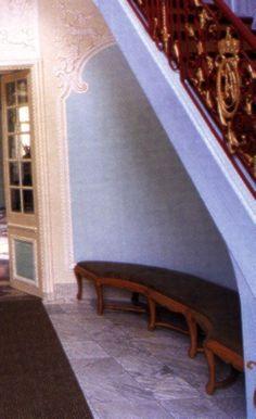 Schloss Clemenswerth, Treppenhaus