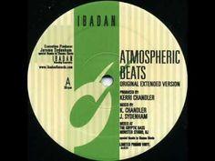 Kerri Chandler - Atmospheric Beats (Original Extented Version)