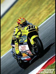 Valentino Rossi 2002