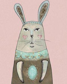 Mrs bunny     #collage #blvart #artist_features #artoftheday #mixedmedia #art #bunny #childrensillustration #artwork #drawing #whimsical #instaart #instaartist #artoftheday #walldecor #nurserydecor #photooftheday #instagoods #illustration #bunnyart #illustration_now #instagallery #creative #collageartist #mixedmediaart #etsy #etsystore #handmadeloves