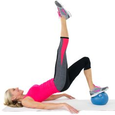 Get out your squishy ball and get ready to sweat