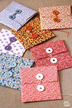 Envelopes quadrados | Flickr - Photo Sharing!