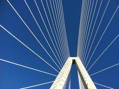 Arthur Ravenel Bridge    Abigail Reilly Photography