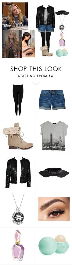 """""""Maya Hart from Girl Meets World Inspired Outfit."""" by katiebug101s ❤ liked on Polyvore featuring M&Co, dELiA*s, MANGO, Chanel, Yves Saint Laurent, Lancôme, Eos, girlmeetsworld, sabrinacarpenter and MayaHart"""