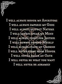 Witch's Pledge