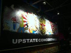 Upstate Concert Hall... Clifton Park NY 11/14/12